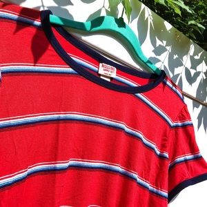Mossimo striped super soft t-shirt